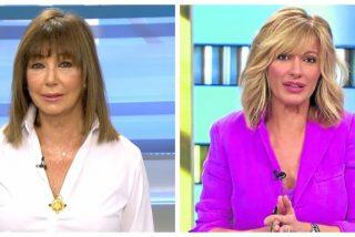 El regreso de Ana Rosa Quintana hunde irremediablemente a Susanna Griso: su 'Espejo Público' agoniza en audiencia