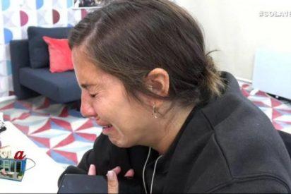 "Anabel Pantoja, destrozada en 'Sálvame': ""¡Estafadora, cobarde, vaga! ¡Vete de aquí!"""