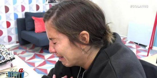 """Anabel Pantoja, destrozada en 'Sálvame' tras su último fracaso laboral: """"¡Estafadora, cobarde, vaga! ¡Vete de aquí!"""""""