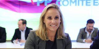 """Entrevista a Ana Camins, secretaria general del PP de Madrid: """"Para la izquierda vale todo si es para derribar a Díaz Ayuso"""""""