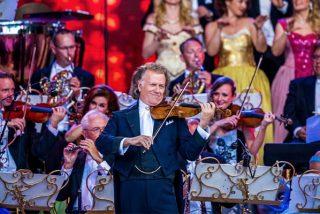 Entrevista a André Rieu: el rockstar de la música clásica