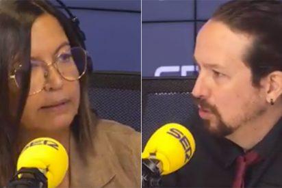 """Pablo Iglesias raja de Sánchez en la SER: """"Tuvimos una discusión por la salida del rey emérito y se disculpó"""""""