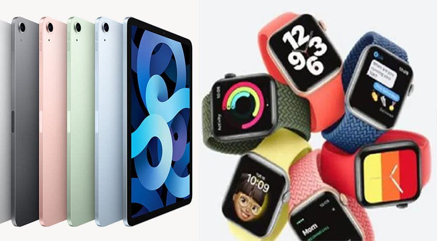 Apple Watch 6, Apple Watch SE y los dos nuevos iPad: Los nuevos productos del gigante tecnológico