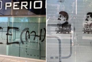 Atacan la sede de Periodista Digital