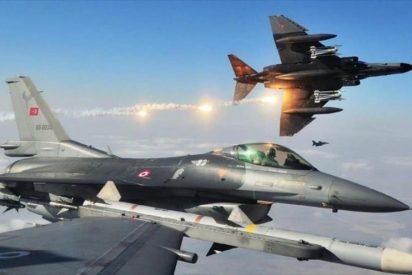 Armenia acusa a Turquía de derribar uno de sus aviones de combates en su lucha contra Azerbaiyán