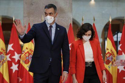 La UE acorrala a Pedro Sánchez: certifica que miente sobre el covid en Madrid para cargarse a Ayuso