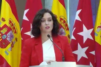Díaz Ayuso cumplirá el cierre perimetral de Madrid pero no cerrará bares ni comercios en Navidad