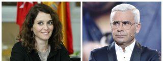 El 'falso progre' de Jorge Javier Vázquez arremete contra Isabel Díaz Ayuso y queda en evidencia