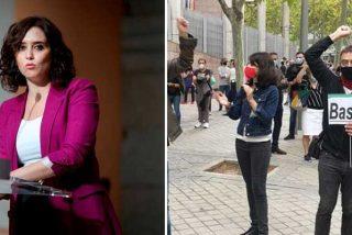 La izquierda madrileña entra en razón y desconvoca la manifestación anti-Ayuso