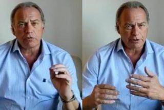 """""""¡Pedazo de cabrón, voy a ir a por ti!"""": Brutal réplica de Bertín Osborne al youtuber que lo lincha"""