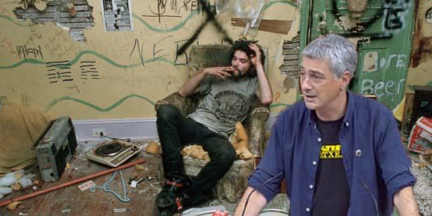 """Épico 'zasca' a Bildu por sitiar a la propiedad privada: """"¡Cómo ibais a hacer ascos a la okupación!"""""""