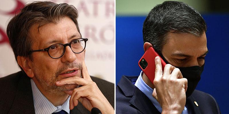 Ignacio Camacho hace trizas a Sánchez por reducir a sus ministros del PSOE a meros gestores de las ocurrencias podemitas