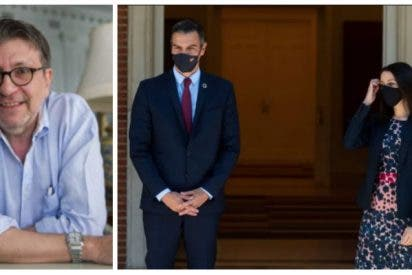 """El consejo de Camacho (ABC) a Arrimadas antes de sentarse a negociar con el """"tahúr"""" Sánchez"""