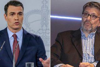 """Camacho: """"Sánchez cambia de séquito, pero sigue siendo rehén de la alianza Frankenstein"""""""