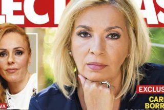A Carmen Borrego le sale muy cara la traición a Rocío Carrasco: sus compañeros de Mediaset le dan la espalda
