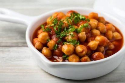 Chana Masala receta de la India