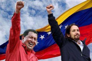El vídeo en el que Iglesias imita como una 'cacatúa bolivariana' las amenazas de Hugo Chávez a la oposición