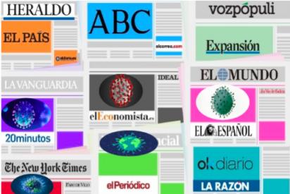"""Manuel del Rosal: """"La gran pandemia que nos asola: La información """""""