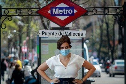 Cinco de los siete municipios 'aislados' de Madrid son un bastion de la izquierda