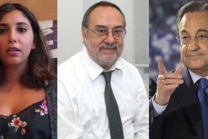 La carrera periodística de Dina Bousselham toca fondo: insulsa entrevista a Relaño para atacar a Florentino