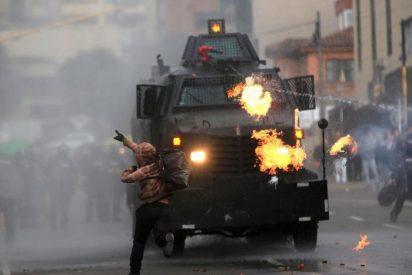 Arde Bogotá: al menos cinco muertos y 80 heridos en los disturbios contra el abuso policial