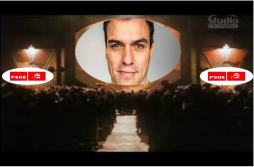"""Manuel del Rosal: """"El doblepensamiento de Pedro Sánchez"""""""