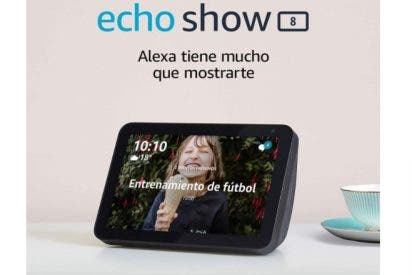 Echo Show 8 y Echo Show 5 de Amazon