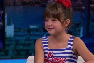 Memorable rapapolvo de una niña de 9 años a Pablo Motos tras su pregunta sobre si tiene novio