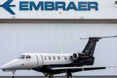 Aviación comercial: Embraer reducirá 900 puestos de trabajo a causa de la Covid