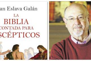 """Juan Eslava Galán: """"El definitivo descrédito de la Biblia ocurrió a mediados del siglo XIX con la teoría de la evolución de Darwin"""""""