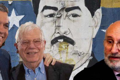 Sánchez y Borrell trasladan al embajador de Cuba a Venezuela para legitimar el fraude electoral de Maduro