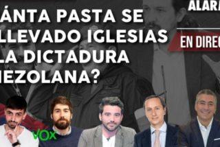 TERTULIA / ¿Cuánta pasta se ha llevado Pablo Iglesias de la dictadura venezolana?