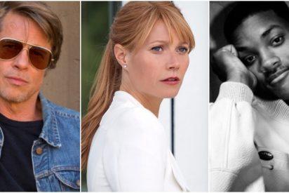 Brad Pitt, Gwyneth Paltrow, Will Smith y otras estrellas de Hollywood que han apostado por el poliamor