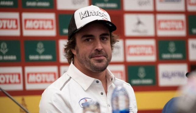 """Fernando Alonso: """"Nuestro objetivo es luchar al menos por el 'top 10'"""""""