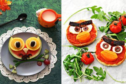 ¡El mejor truco para que tus hijos coman verdura y fruta!
