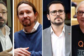 Girauta silencia las necedades de los ministros podemitas contra Felipe VI