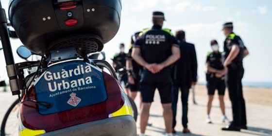 Barcelona: Durante julio y agosto disminuyeron los delitos en un 41%