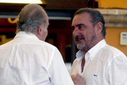 Don Juan Carlos ya ha entregado 4 dossiers letales para Sánchez e Iglesias: uno a Carlos Herrera