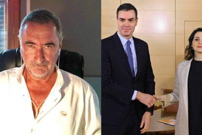 Impacto: Carlos Herrera arruina el futuro político de Inés Arrimadas y Cs en un minuto demoledor