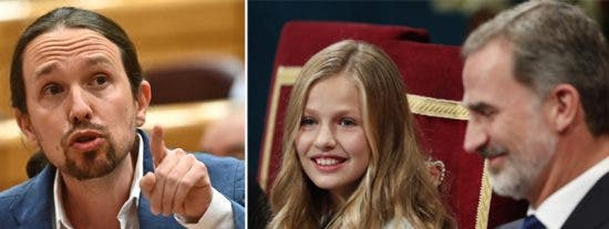 "La prensa internacional, que tilda de incompetente a Sánchez e Iglesias, se rinde ante la Princesa Leonor: ""Apunta alto la futura reina"""