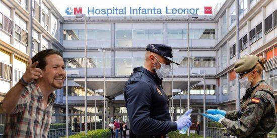 'Motín' de la Policía, Guardia Civil y Ejército contra Iglesias por expulsarles del personal esencial contra el COVID