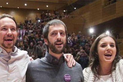 Todo queda en casa: Podemos usó dinero electoral para comprar ropa de la empresa fundada por el 'fontanero' de Iglesias