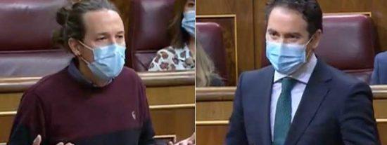 """García Egea se mofa del 'domingo fantástico' de Monedero: """"Por la mañana a las barricadas y luego, a las mariscadas"""""""