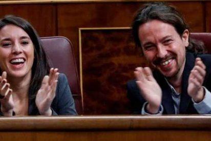"""Pablo Iglesias e Irene Montero imponen que los militantes de Podemos pasen por caja: """"O pagas la cuota o juras que no tienes dinero"""""""