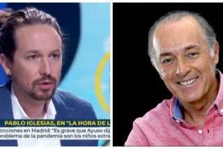 José Manuel Soto coge por el moño a Pablo Iglesias después de su vil desprecio a policías y militares