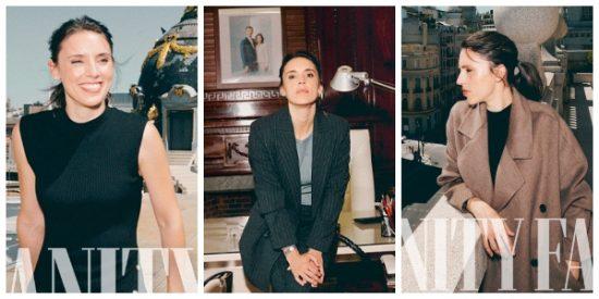 """'La Preysler de Galapagar' lucha por la clase obrera posando para 'Vanity Fair': """"¿Si tuve relaciones sexuales con mujeres? He probado cosas..."""""""