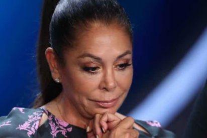 Isabel Pantoja presenta 'Idol Kids' y aprovecha para cargar contra su propia hija