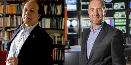 Masaje de El País a Enric Hernández (TVE) el mismo día que Javier Marías le mete un viaje de altos vuelos