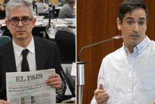"""Los internautas acribillan a El País por su vomitivo tuit sobre el asesinato de Víctor Laínez: """"Parece que murió por arte de magia"""""""