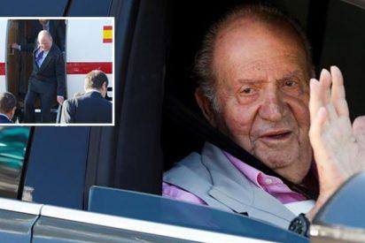 Don Juan Carlos ya tiene fecha de regreso a España: el 12 de octubre, día de la Fiesta Nacional